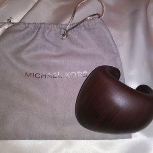 Michael Kors Acetate Runway Cuff